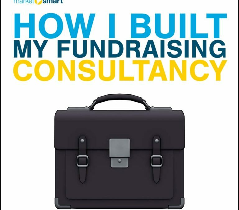 """GUEST PODCAST: MarketSmart presents, """"How I Built My Fundraising Consultancy"""" with Joe Tumolo"""