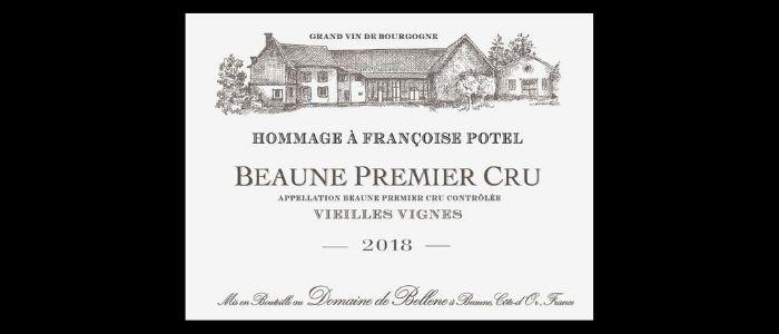 Wine Label: Hommage A Françoise Potel