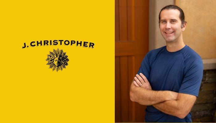 J. Christopher winemaker Tim Malone