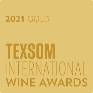 Texsom International Wine Awards Gold Medal logo