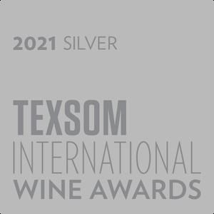 TEXSOM International Wine Awards Silver Medal logo