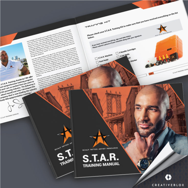 Booklet Theme Design