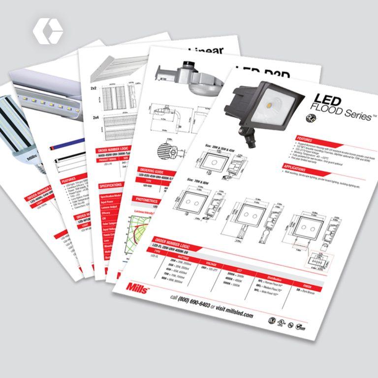 3D Mockup & Sales Sheet Bundle