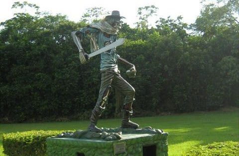 Mitos y leyendas del llano-Juan Machete