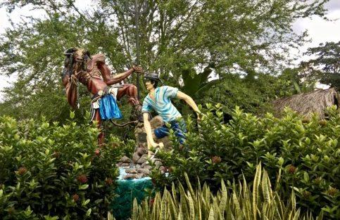 Mitos y leyendas del llano-Florentino y el diablo