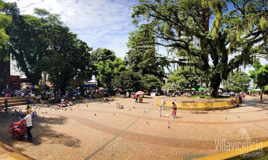 Parque de los libertadores