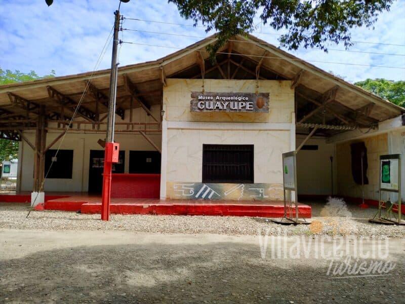 museo arqueológico Guayupe
