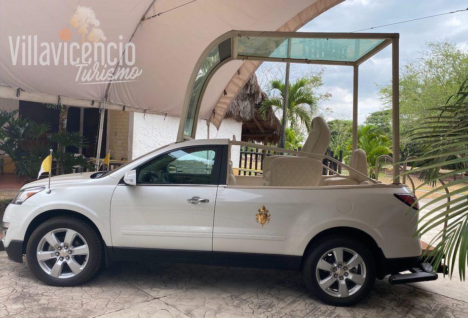 Museo Maloca Papa Francisco-sitios turísticos de Villavicencio
