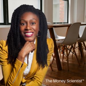 Dr. Maria James, The Money Scientist™