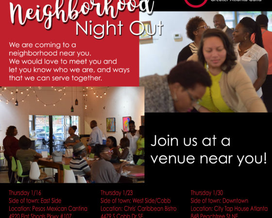 Neighborhood Night Out – Decatur