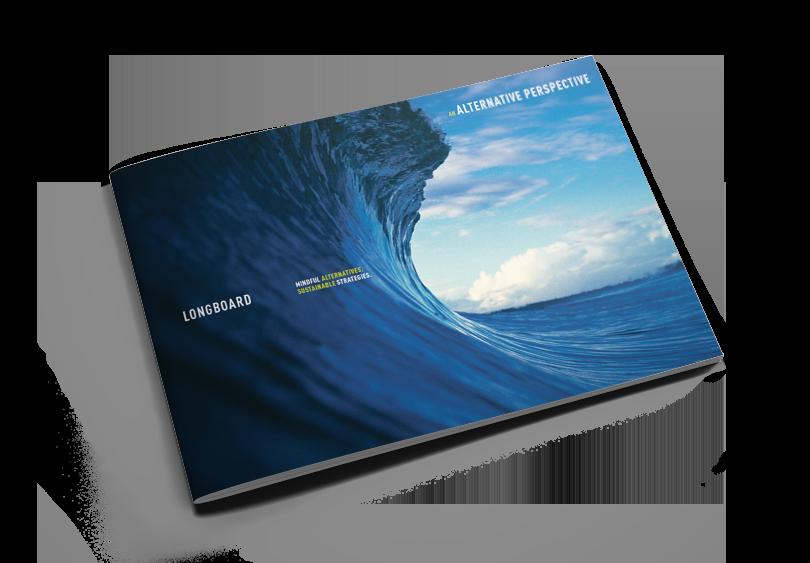 longboard - brochure rebranding