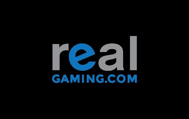 real gaming logo