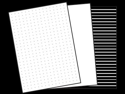 blok books - material icons