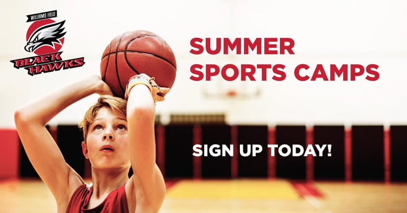 WF-summer-sports social media campaign