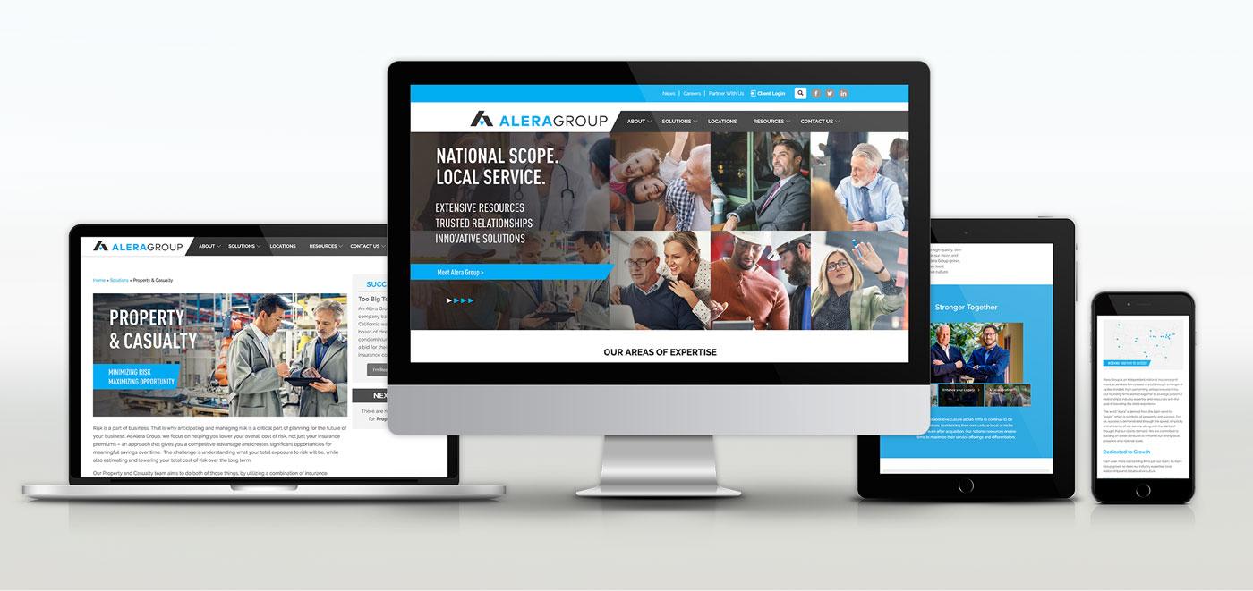 alera web design