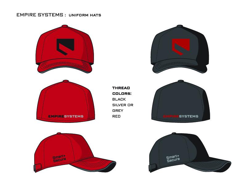 empire hats