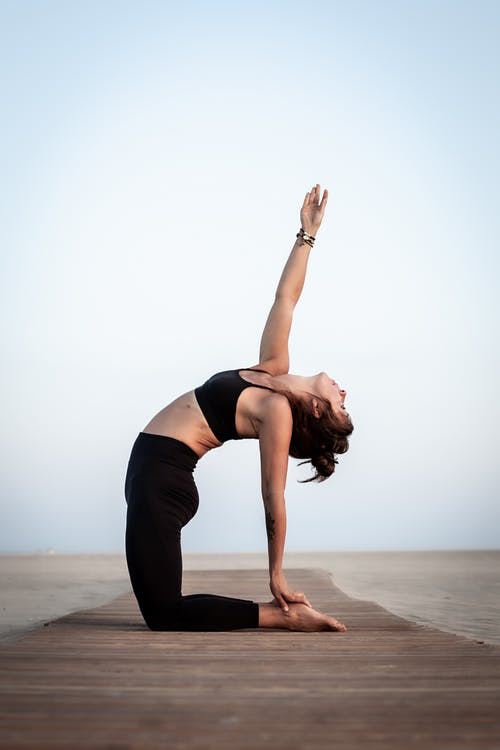 Yoga Meditation and Mental Health A Review