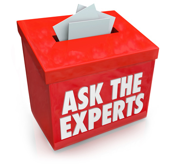 Ask the Experts Question Entry Box Submit Help Assistance Tips A