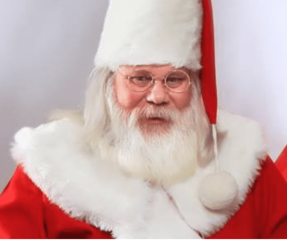 The Brave Files Podcast celebrates the season by interviewing Santa Claus!