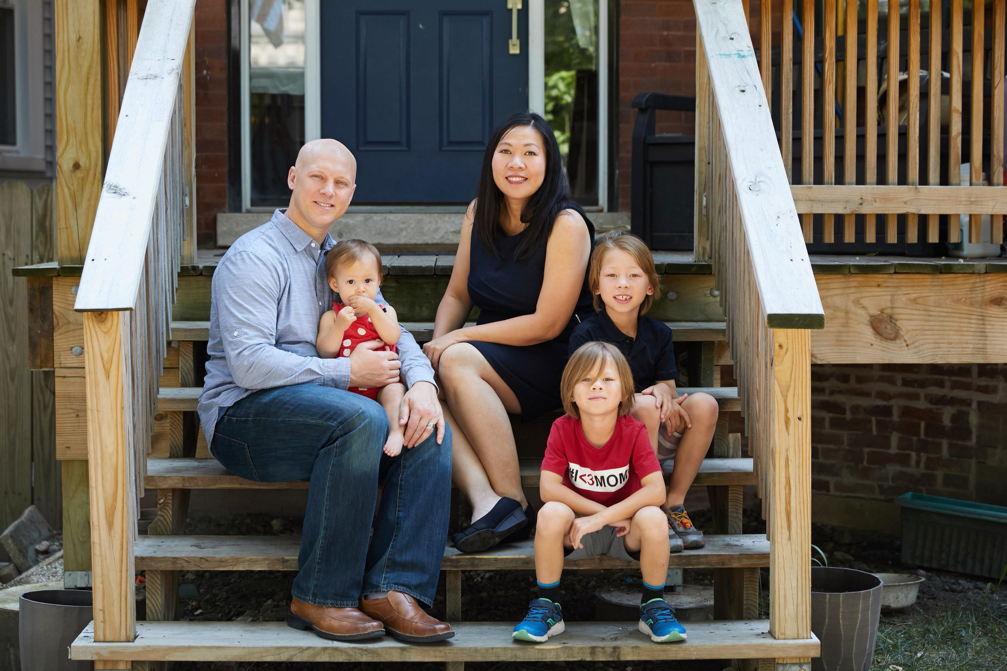 For Amanda Yu Dieterich family is everything but community is a close second. The Brave Files Podcast.