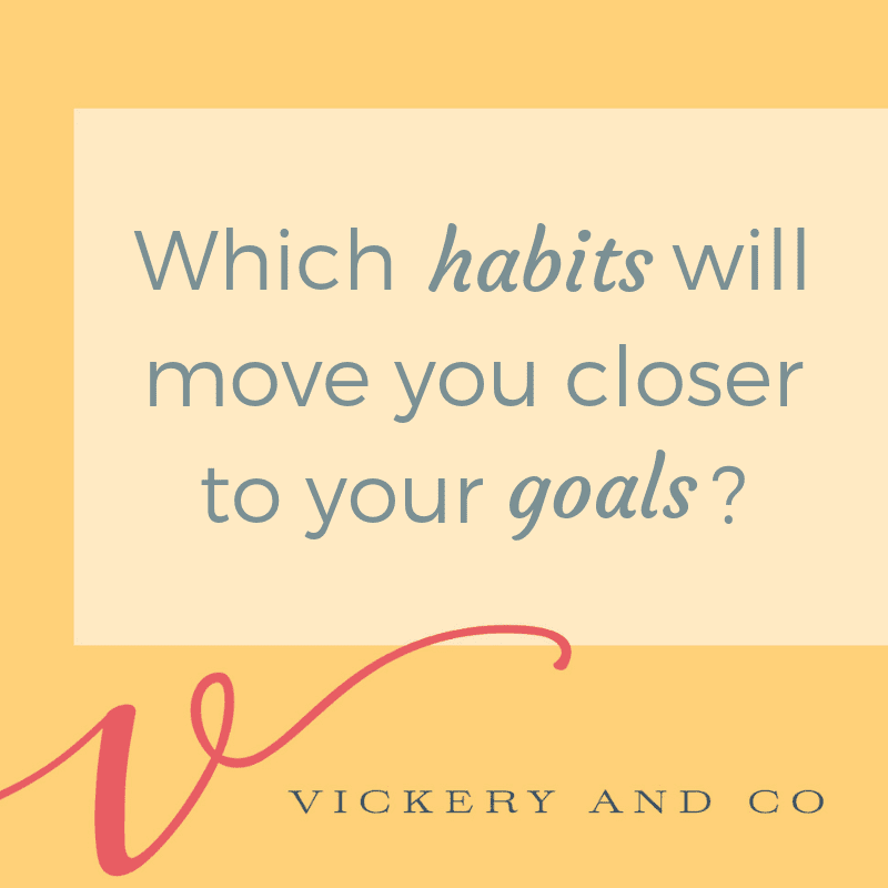 Heather Vickery, Success and Leadership Coach talks about the importance of building successful and life changing habits.