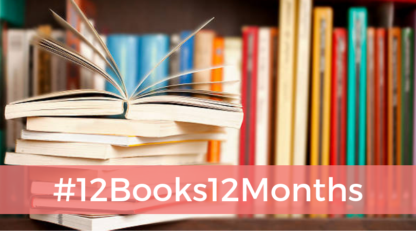 Success and leadership Coach, Heather Vickery takes the #12Booksin12Months challenge!