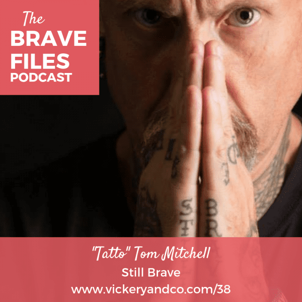 Tattoo Tom Mitchell lost his daughter to cancer and then dedicated his life to fighting childhood cancer. The Brave Files. Stillbrave