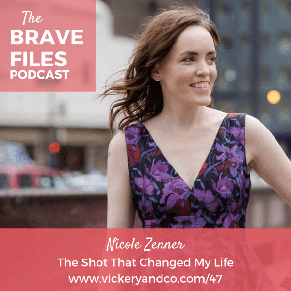 Nicole Zenner was a victim of gun violence but instead of allowing it to make her hate, she allowed it to lead her to love. The Brave Files Podcast.