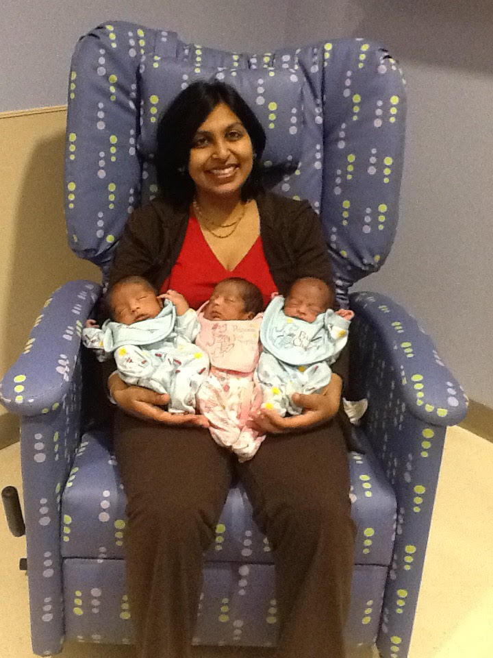 After a decade of infertility struggles, Supna Shah gave birth to triplets and birthed a business of her own focused on nurturing emotional intelligence in kids. Now, she understands the importance of following the universe's lead and shrugging off the struggle in order to lead a happy life. The Brave Files.
