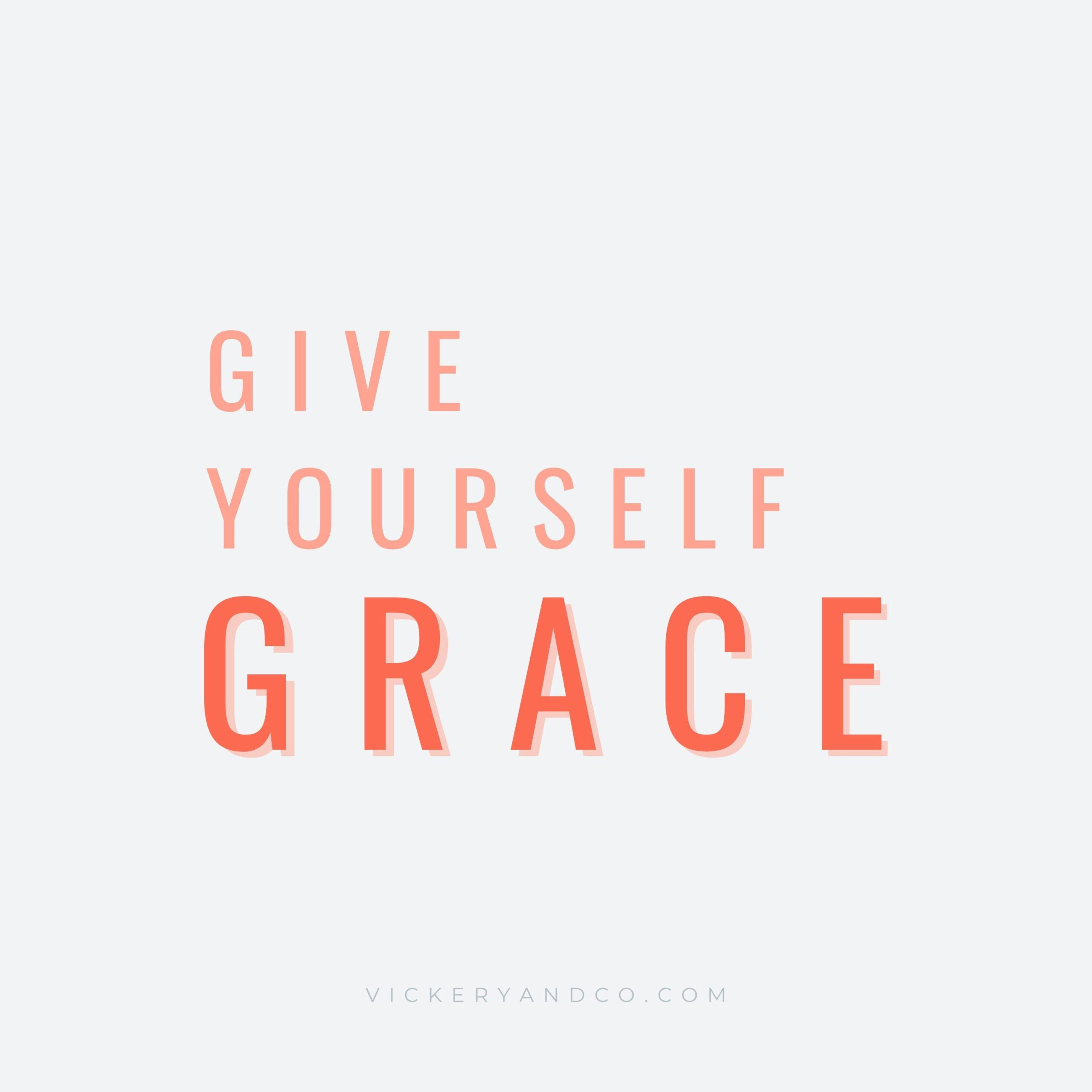 Trust yourself! Heather Vickery, Brave, Leadership, self-trust, entrepreneurship, Vickery and Co. Give yourself space and grace.