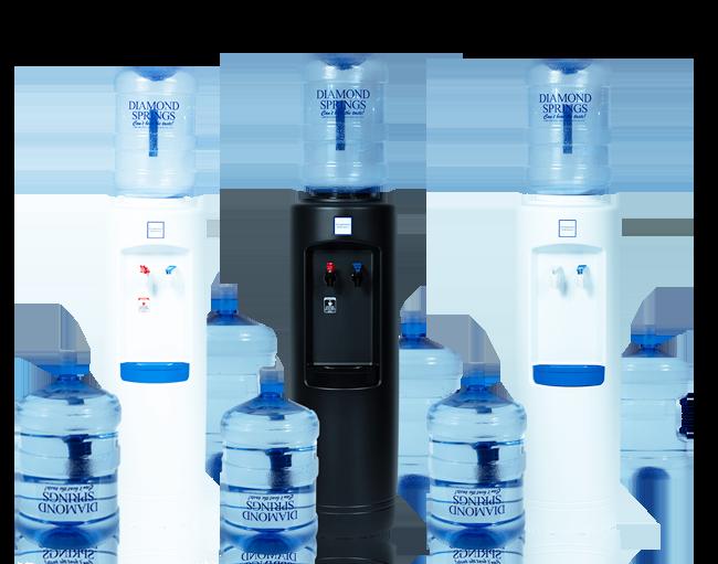 Diamond Springs Water CoolerStarter Packages