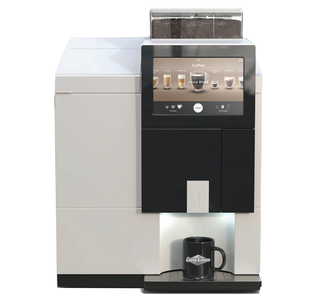 Keurig Eccellenza Touch Bean To Cup Brewer
