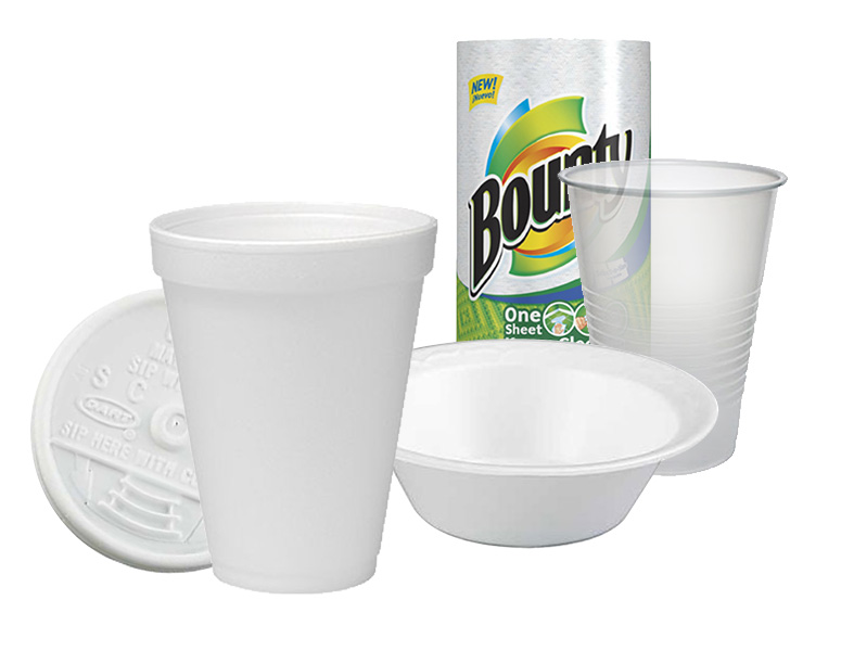 Cups, Lids, and more