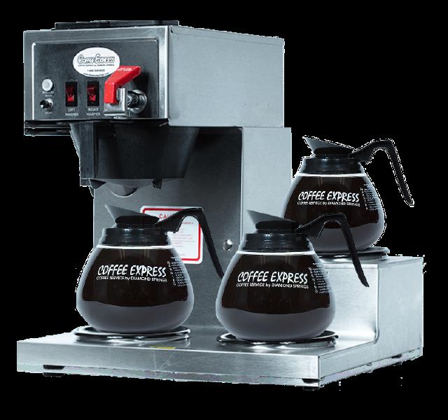 Koffee King 3 coffee brewer