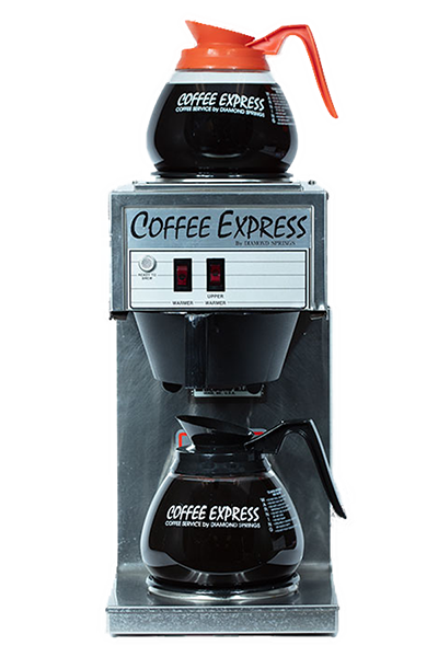 twowarmercoffeebrewer