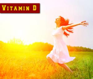 Vitamin D Happy