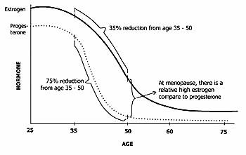 progesterone levels