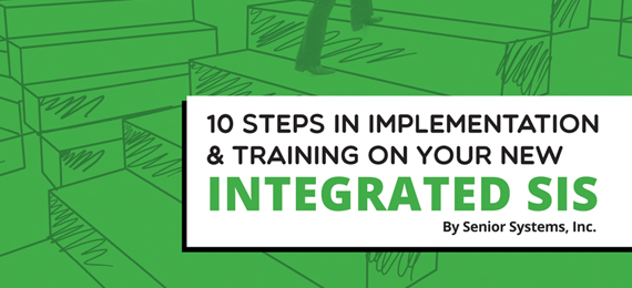 10 Steps in Implementation and Training on an Integrated Student Information System