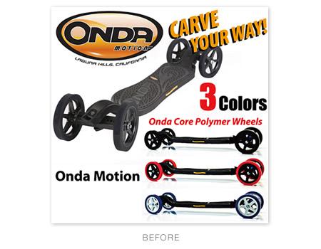 Onda boards old branding