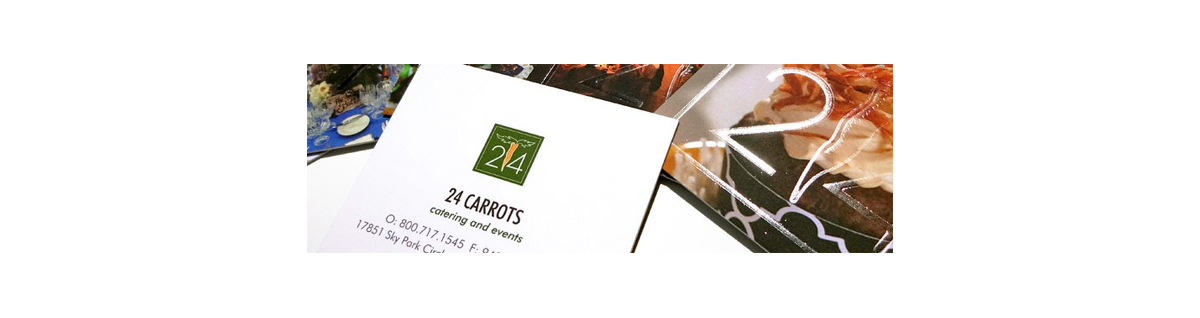 catering print work