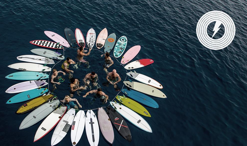 Album Surf agency case study