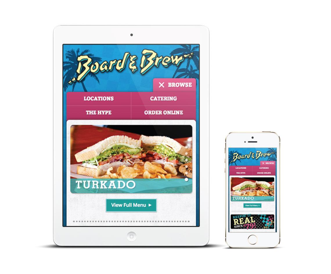 Responsive Web Design for San Clemente Restaurant