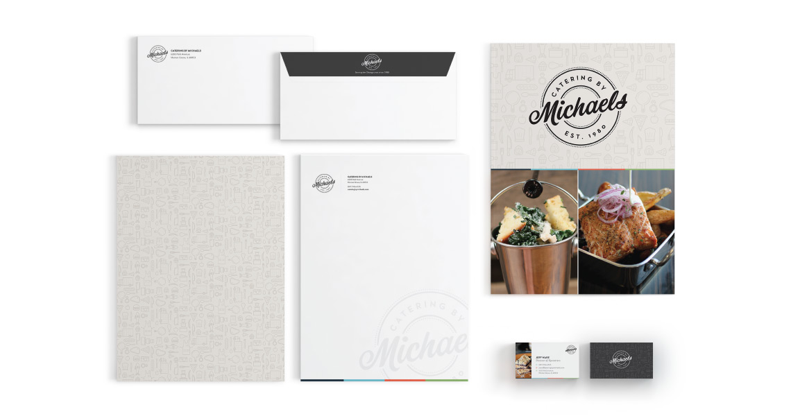 branded collateral for CBM