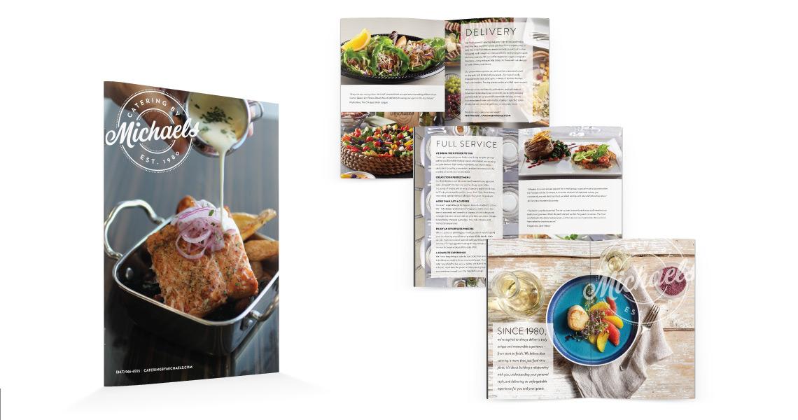 catering menu designs