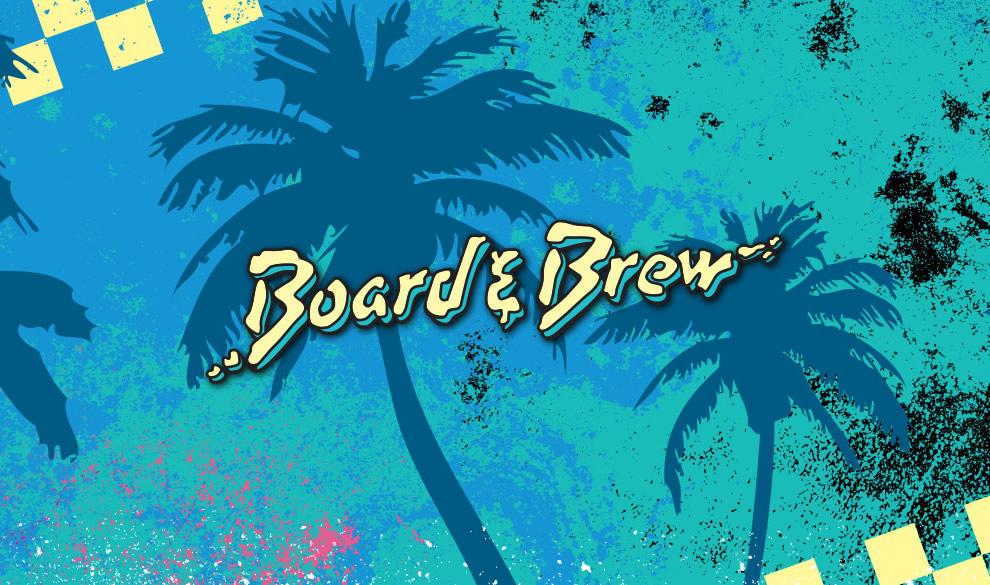 Board & Brew sandwiches case study