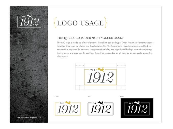 1912 logo guide