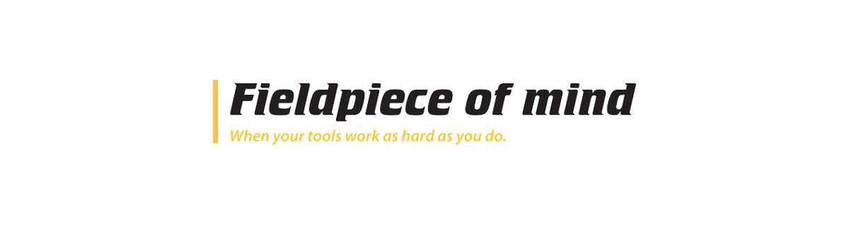 Fieldpiece brand campaign