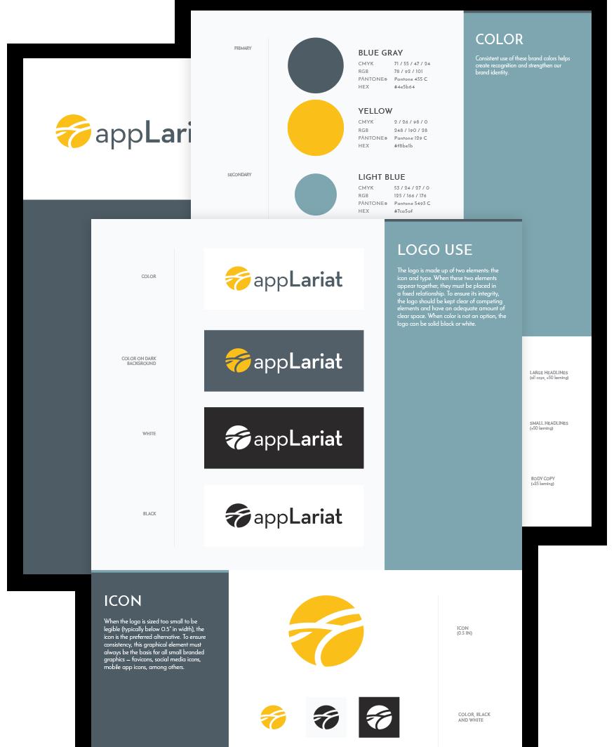 appLariat brand guidelines