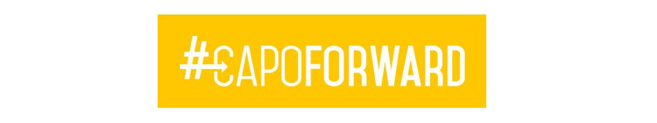 capoforward branding logo