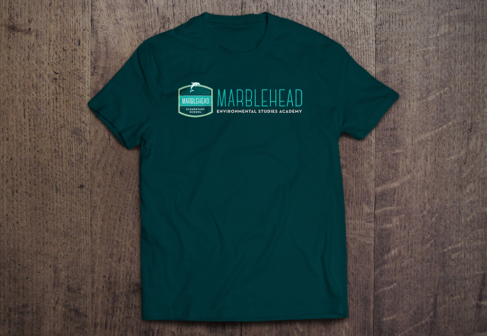 marblehead elementary school branding